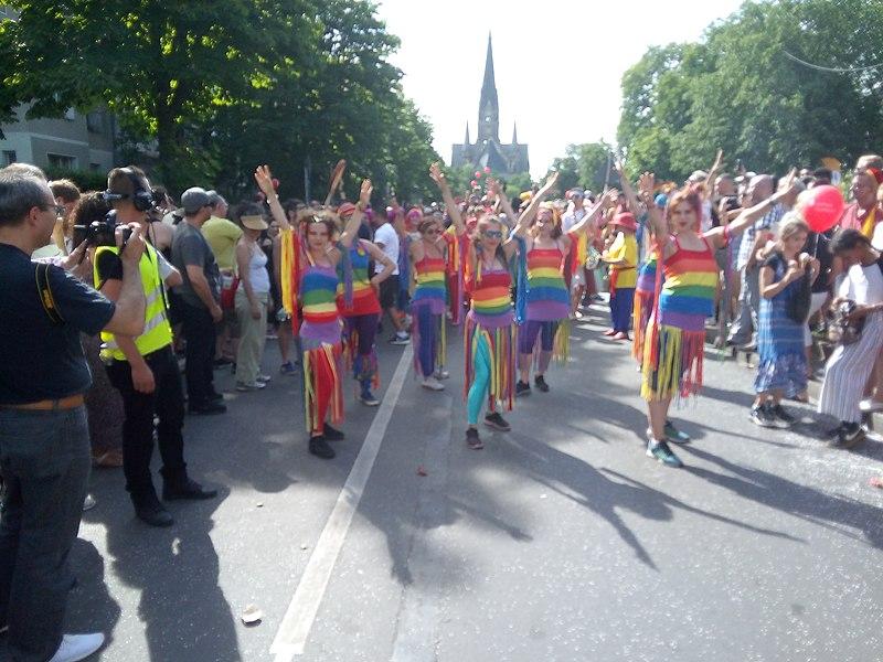 Количество гомофобных инцидентов в Берлине выросло