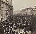 Karol Beyer - Procesja w święto Bożego Ciała na Krakowskim przedmieściu.jpg