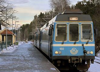 Kårsta - Kårsta Roslagsbanan station