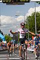 Karsten Kroon, winning the Rund um den Henninger Turm 2008.jpg