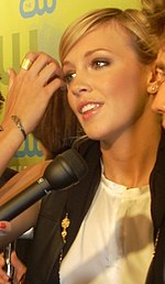 Katie Cassidy at CW Upfront 2009.jpg