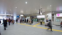 Kawagoe Station JR ticket machines 20160223.JPG
