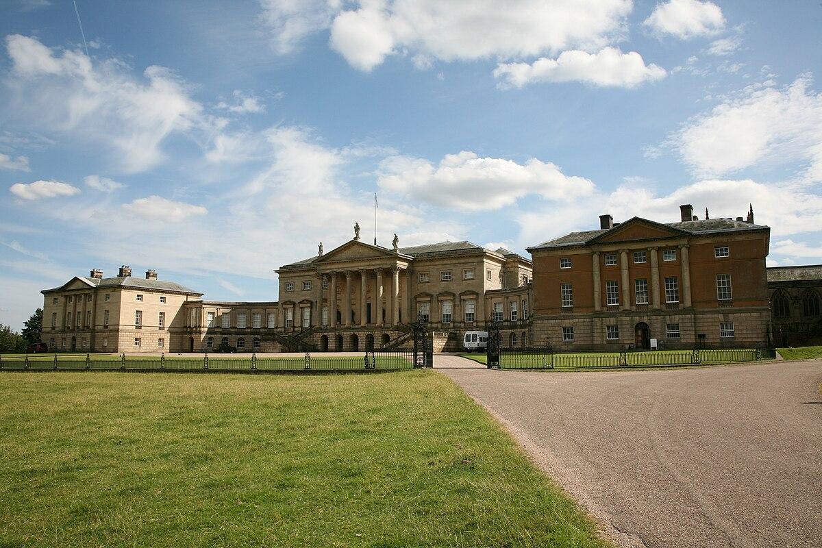 Kedleston Hall - Wikipedia