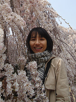 KeikoIchiguchi in Japan.jpg