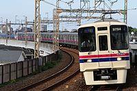 Keio 9000 series 9794F Kawasaki 2016-07-10 (28350676376).jpg