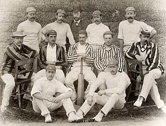 Kent County Cricket Club - The Kent side of 1888