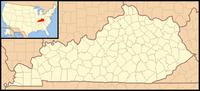 Kelly-Hopkinsville encounter is located in Kentucky