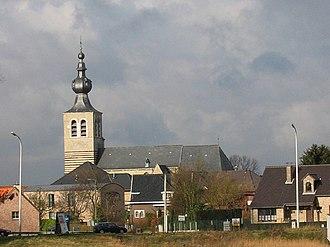 Rotselaar - Saint John the Baptist's Church, Werchter