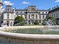 Keszthely, Schloss, Brunnen 2014-08 (1).jpg