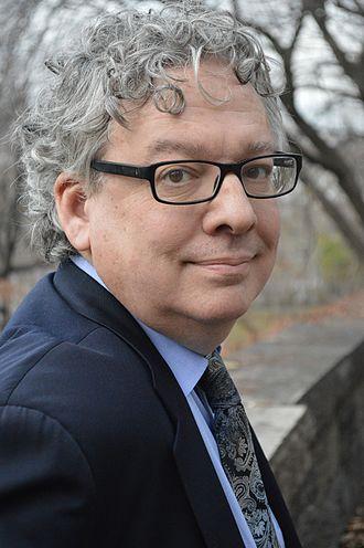 Kevin Baker (author) - Baker in 2015