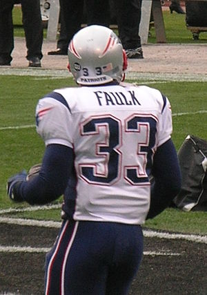 New England Patriots running back Kevin Faulk ...