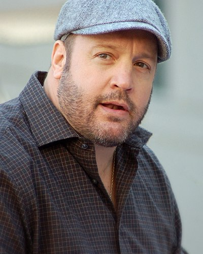Kevin James, American actor and comedian