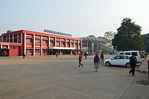 Kharagpur Railway Junction Station - Kharagpur - West Midnapore 2015-01-24 4836.JPG
