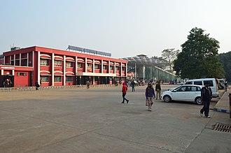 Kharagpur Junction railway station - Kharagpur Railway Station