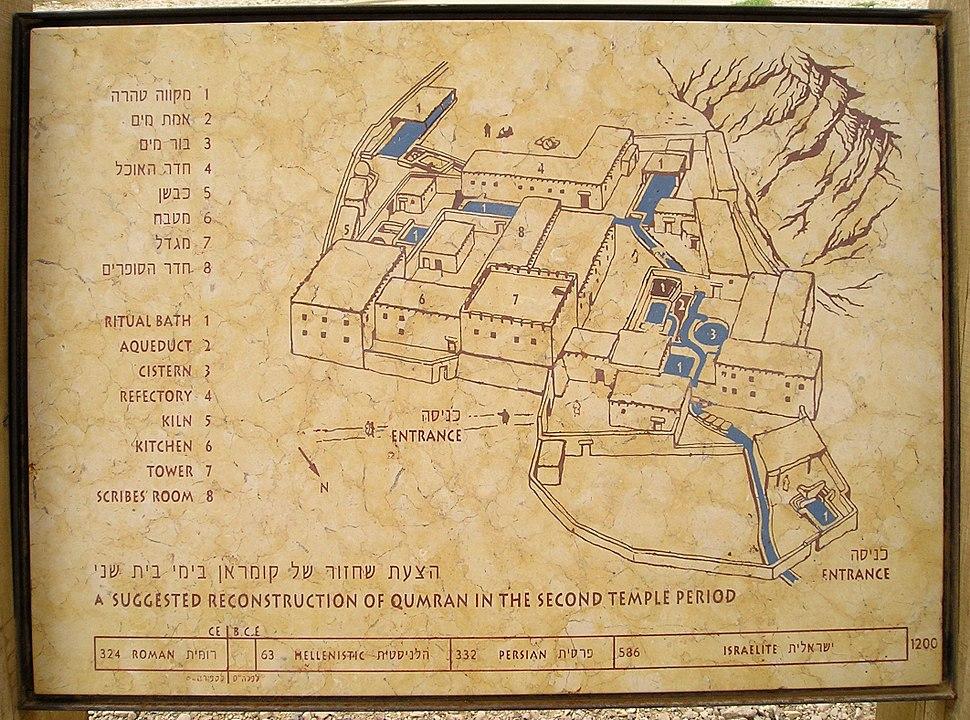 Khirbet Qumrān 9