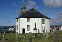 Kilarrow Parish Church 20120411 view from churchyard.jpg