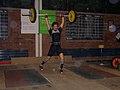 Kimiko 2007 clean and jerk.jpg