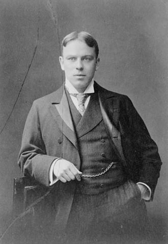 William Lyon Mackenzie King - King in 1899