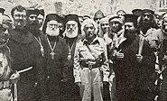 King Abdullah, Jerusalem, 29 May 1948