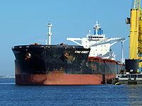 King Robert - IMO 9421843 - Callsign V7PX5 at Port of Amsterdam.JPG