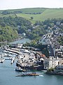 Kingswear railway station from above.jpg