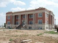 Kiowa county kansas courthouse 2009.jpg