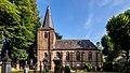 Kirdorf - Theodor-Heuss-Straße 46 Kirche, Alt-Sankt-Willibrordus III.jpg