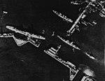 Kirov and Leningrad-class DD in Kronstadt NH 95506.jpg