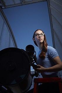 Kirsten Banks Australian astrophysicist and science communicator