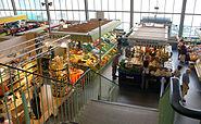 Kleinmarkthalle Frankfurt Empore