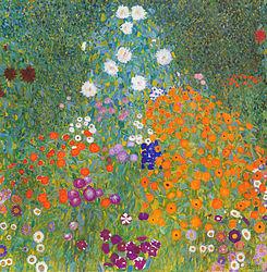 Gustav Klimt: Jardin de campagne