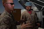 Knowledge is power, Marines train Afghan troops in generator maintenance 110609-M-FK922-012.jpg