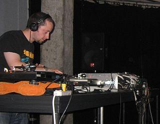 Kode9 Musical artist