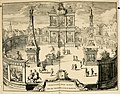 Komste van Zyne Majesteit Willem III. koning van Groot Britanje, enz. in Holland, of, Te omstandelyke beschryving van alles, - het welke op des zelfs komste en geduurende zyn verblyf, in's (14559225228).jpg