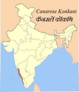 Canarese Konkani