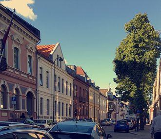Kvadraturen (Kristiansand) - Kvadraturen sørøst