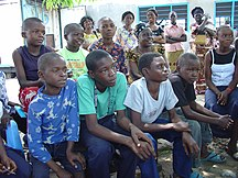 República Democrática del Congo-Grupos Étnicos-Kongo people2
