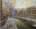 Konstantin Gorbatov - The Griboedov Canal in St.Petersburg.jpg