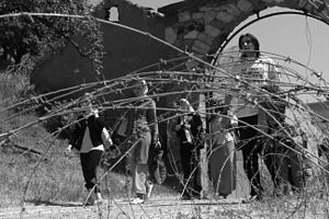 2004 unrest in Kosovo - Image: Kosovo metohija koreni duse 048