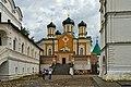 Kostroma. Ipatiev Monastery. Church of the Nativity of the Theotokos P7150294 2350.jpg