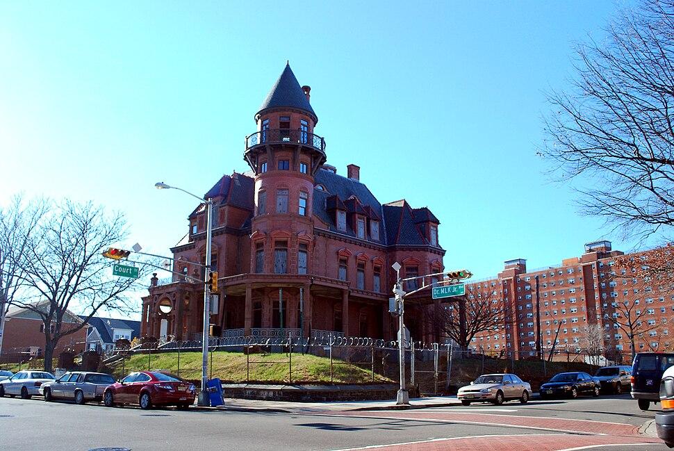 Krueger Scott Mansion