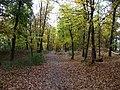 Kunratický les, obléhací tábor.jpg