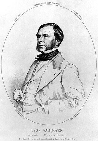 Léon Vaudoyer - Léon Vaudoyer  (date unknown)