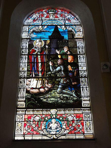 Lérouville (Meuse) église