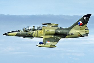 Aero L-39 Albatros - A Czech Air Force L-39