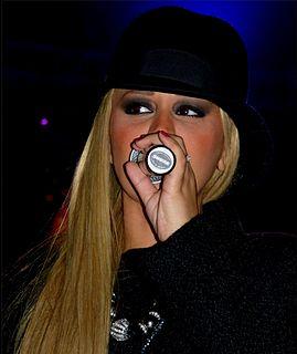 Lââm French singer