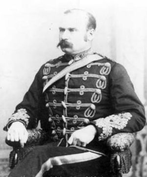 Leif Newry Fitzroy Crozier - L.N.F. Crozier c. 1880