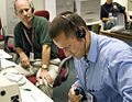 LOCAD-PTS Team talks to ISS from Mission Control.jpg
