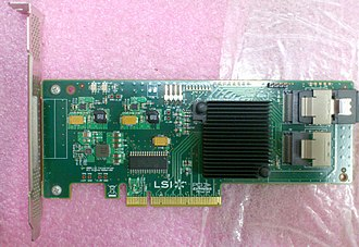 LSI Corporation - LSI 9211-8i host adapter