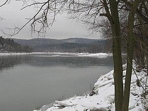 Lackawanna State Park - Lake Lackawanna at Lackawanna State Park